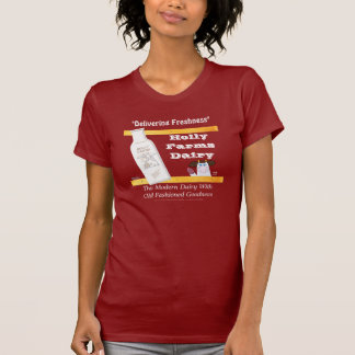Holly Farms Dairy T-shirts