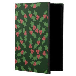 Holly Festive Christmas Case For iPad Air