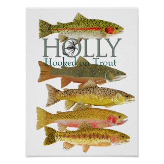 Holly Flies Poster