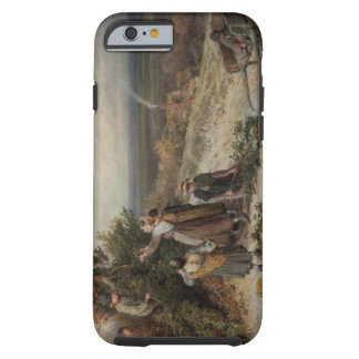 Holly Gatherers w c and bodycolour iPhone 6 Case