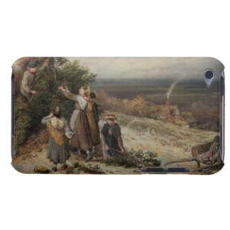 Holly Gatherers (w/c and bodycolour) iPod Case-Mate Case