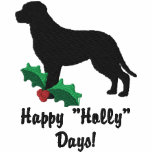 Holly Greater Swiss Mountain Dog Embroidered Embroidered Hoody