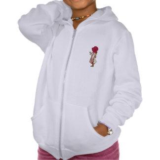 HoLLY HoBBiE Hooded Sweatshirts