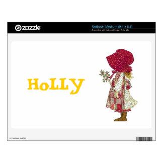 HoLLY HoBBiE Skins For Medium Netbooks