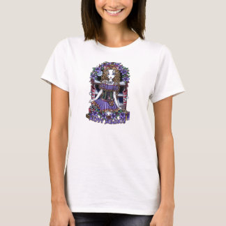 Holly Holidays Christmas Party Candy Angel Shirt