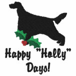 Holly Irish Setter Embroidered Shirt