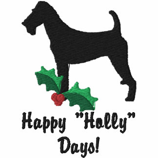 Holly Irish Terrier