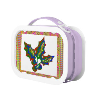 HOLLY JEWEL LUNCH BOX