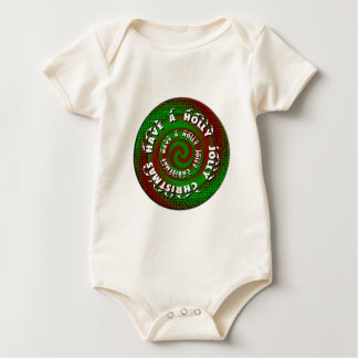 Holly Jolly Baby Clothes Baby Bodysuit
