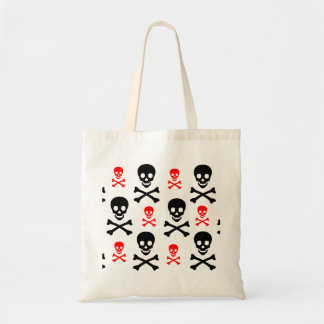 Holly Jolly Budget Tote Bag