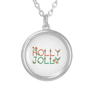 Holly Jolly Pendants
