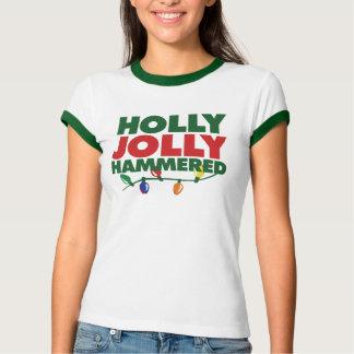Holly Jolly Xmas T Shirt