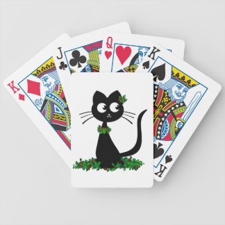 Holly Kuro Bicycle Playing Cards