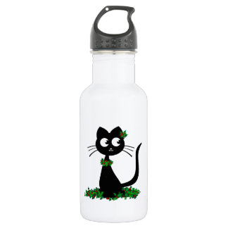 Holly Kuro Water Bottle
