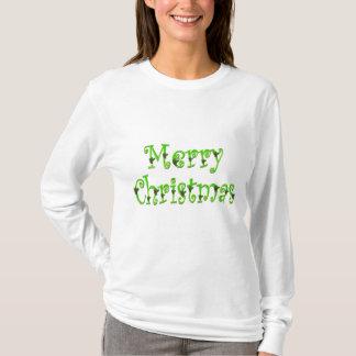 Holly Merry Christmas Shirt
