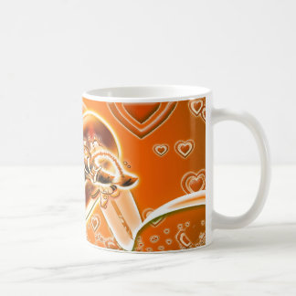 Holly Classic White Coffee Mug