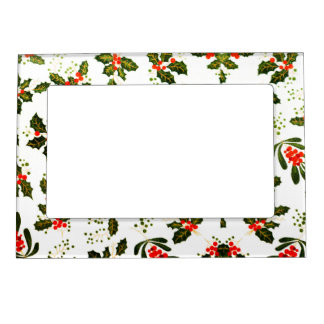 Holly Photo Frame