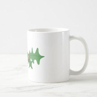 Holly Plant Coffee Mug