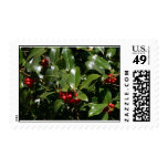 Holly Postage Stamps