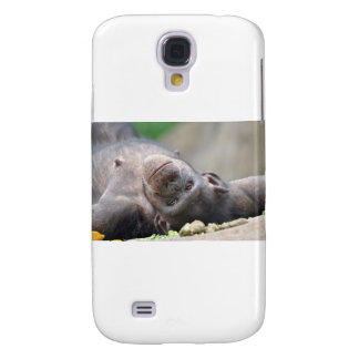 Holly Relaxing Samsung Galaxy S4 Case