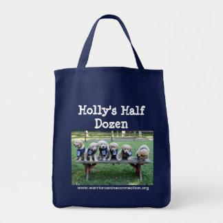 Holly s Half Dozen uniform group Tote Bag