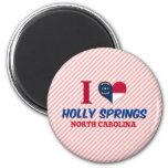 Holly Springs, North Carolina Magnets