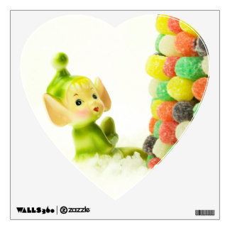Holly the Pixie Elf Wall Sticker