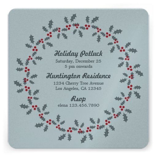 office potluck invitation christmas party invitation wording lunch ...