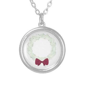 Holly Wreath Jewelry