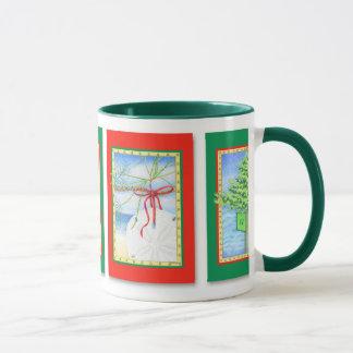 Hollydays costero taza
