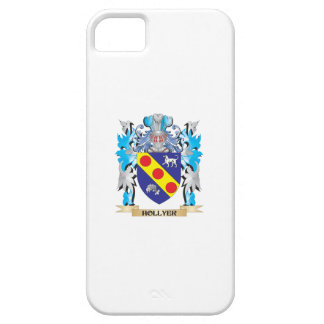 Hollyer Coat of Arms - Family Crest iPhone 5 Covers
