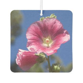 Hollyhock Blooms Air Freshener