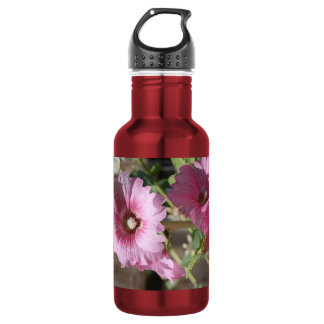Hollyhock Stainless Steel Water Bottle
