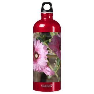 Hollyhock Water Bottle
