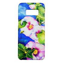 Hollyhocks Case-Mate Samsung Galaxy S8 Case