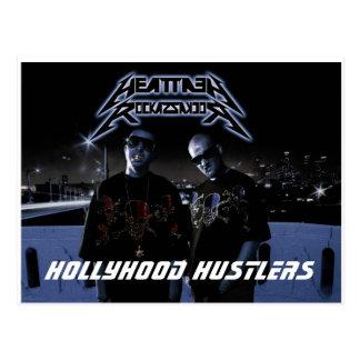 HollyHood Hustlerspost card