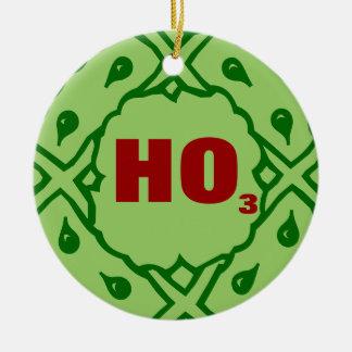 Hollyjollyoxide Christmas Ornaments