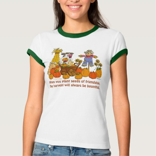Holly's Friendship Harvest T-Shirt