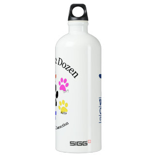 Holly's Half Dozen Aluminum Water Bottle