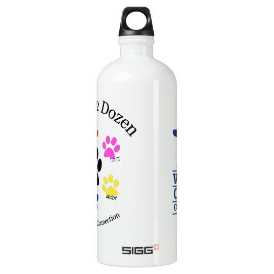 Holly's Half Dozen Aluminum Water Bottle
