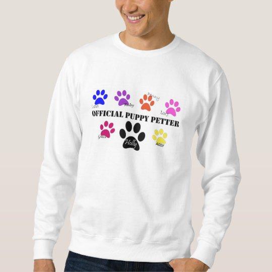 Holly's Half Dozen OPP sweatshirt