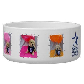 Holly's Half Dozen picture pet bowl
