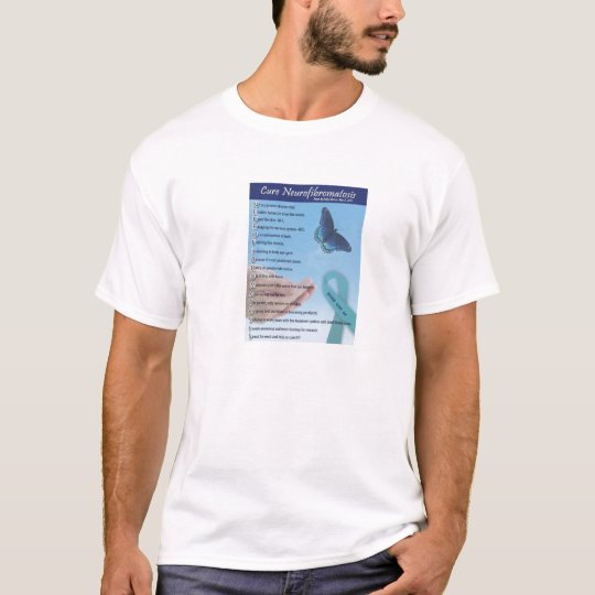 Holly's NF2 Poem T-Shirt