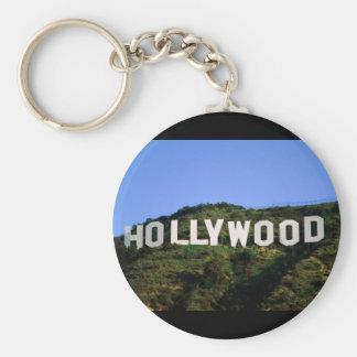 hollywood-1600x1200 keychain