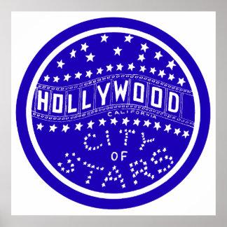 Hollywood 1930 California Impresiones