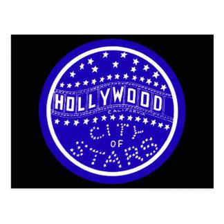 Hollywood 1930 California Postal