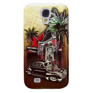 Hollywood 40 3G Funda Para Galaxy S4