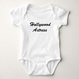 Hollywood Actress Baby Bodysuit