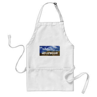 HOLLYWOOD ADULT APRON