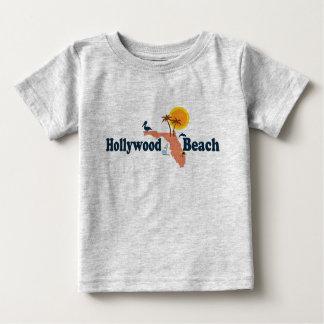 Hollywood Beach. Baby T-Shirt